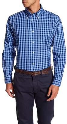 Brooks Brothers Decoging Plaid Print Shirt