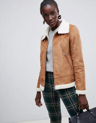 Vero Moda Short Borg Jacket