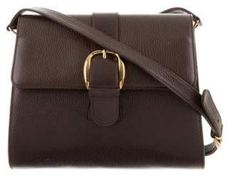 Gucci Vintage Leather Crossbody Bag Brown Vintage Leather Crossbody Bag