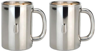 Berghoff Straight 2Pc Coffee Mug Set