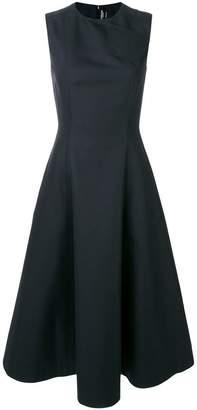Calvin Klein flared midi dress