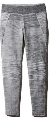 Snow Peak Melange Knit Jogger Pants