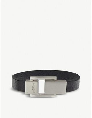 Saint Laurent Classic leather bracelet