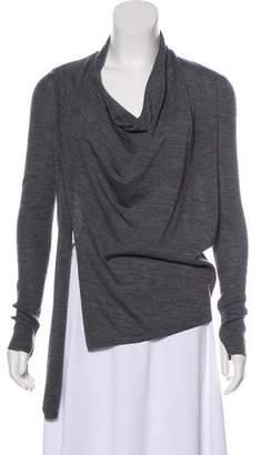AllSaints Wool Knit Cardigan