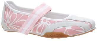 Roxy Junkbox Pink Shoe Adult 03 1/2