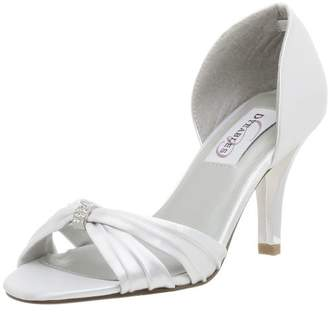 Dyeables Women's Daisy Dyeable Pump