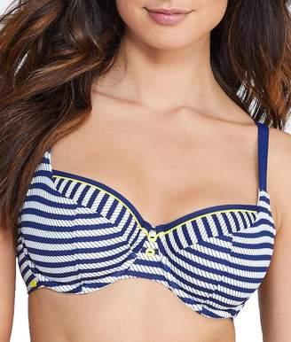 Cleo by Panache Women's Lucille Balconnet Bra-Sized Bikini Top