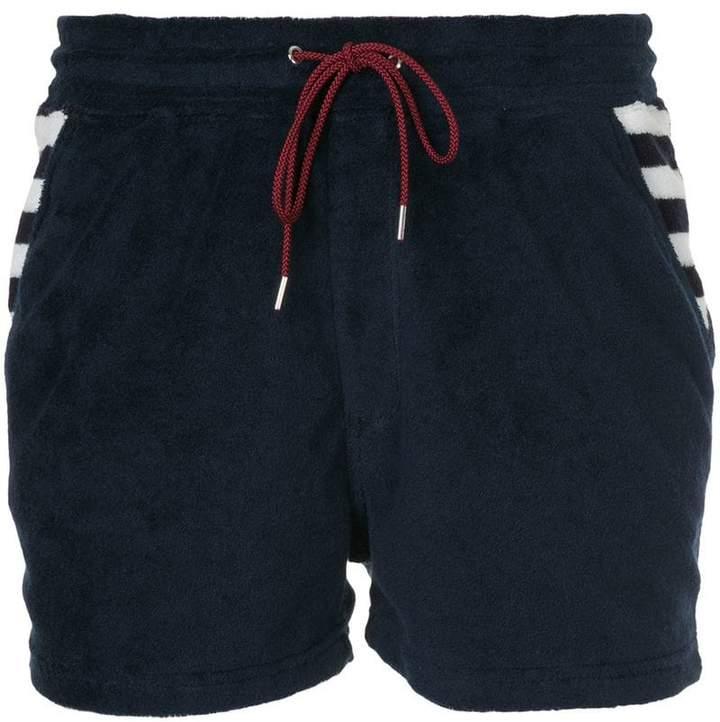 Loveless Shorts mit Querstreifen