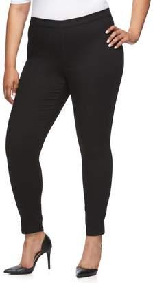 JLO by Jennifer Lopez Plus Size Skinny Ankle Jeggings
