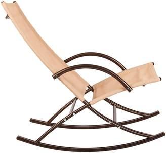 Patio Sense Chamonix Indoor / Outdoor Sling Rocking Chair
