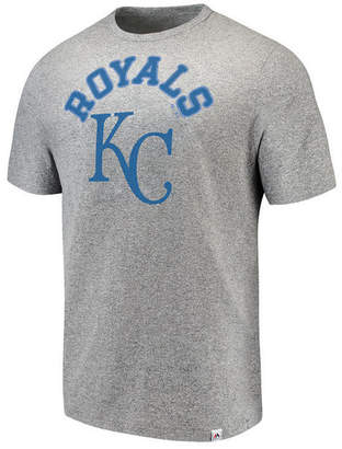 Majestic Men's Kansas City Royals Twisted Stripe T-Shirt