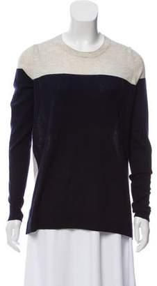 Vince Wool Colorblock Sweater