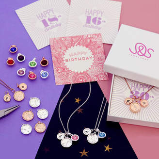 J&S Jewellery Create A Birthday Gift With Zodiac Charms