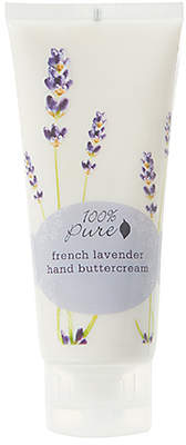 100% Pure Hand Buttercream.
