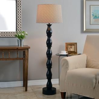 Kenroy home floor lamps shopstyle at kohls kenroy home rumba floor lamp aloadofball Image collections