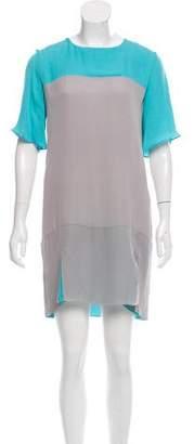 Richard Nicoll Silk Mini Dress w/ Tags