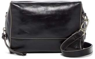 Liebeskind Berlin Syracuse Leather Metallic Mini Crossbody