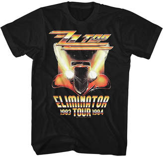 Novelty T-Shirts ZZ Top Graphic Tee