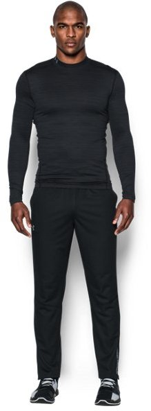 Men's UA ColdGear® Armour Twist Compression Mock