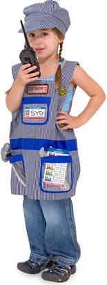 Melissa & Doug Kids Costume, Train Engineer Dress-Up Set