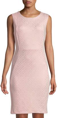 Carmen Marc Valvo Carmen By Few Drop Studded Mini Dress
