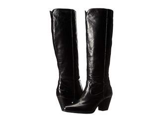 Frye Renee Seam Tall Cowboy Boots