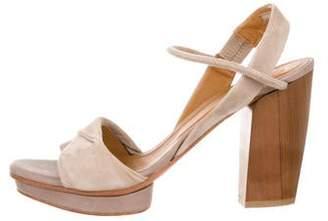 Coclico Suede Slingback Sandals