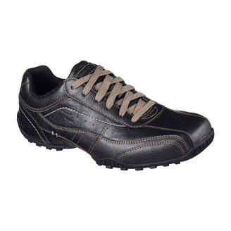 Skechers Elison Mens Oxford Shoes Lace-up