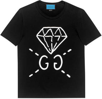 GucciGhost t-shirt $450 thestylecure.com