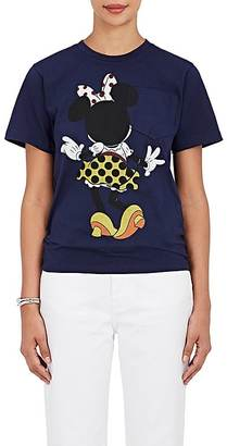 Victoria Beckham Women's Minnie Mouse Cotton T-Shirt