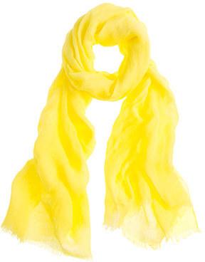 J.Crew Linen scarf