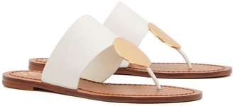 ec2d9c8b3a7 Tory Burch Patos Sandals - ShopStyle
