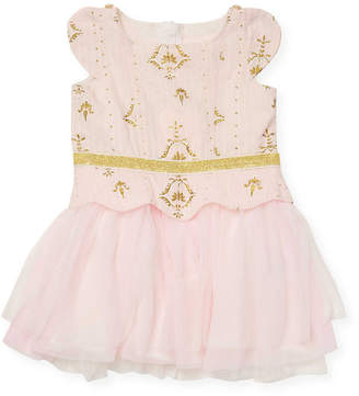 Billieblush & Embroidered Dress