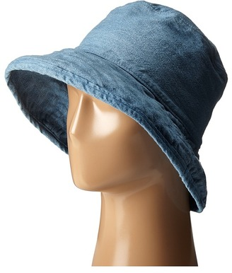 Hat Attack - Washed Cotton Crusher Caps $45 thestylecure.com
