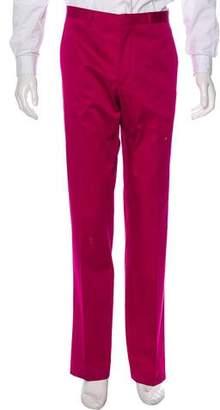 Etro Flat Front Dress Pants