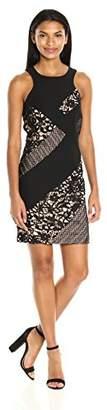 Adelyn Rae Women's Loretta Body Con Dress