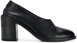 Marsèll chunky heel shallow pumps