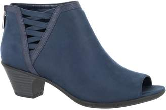 Easy Street Shoes Open Toe Booties - Paris