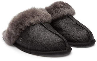 UGG Scuffette Sparkle Slippers with Shearling Insole
