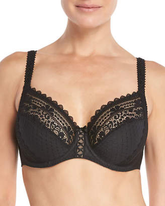 Lejaby Maison Hanae Three-Part Full-Cup Underwire Bra