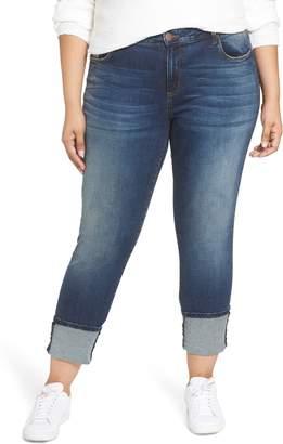 STS Blue Ashley Cuff Crop Jeans