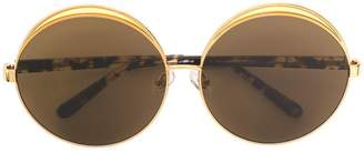 018769cc9f5 Linda Farrow Brown Sunglasses For Women - ShopStyle Australia