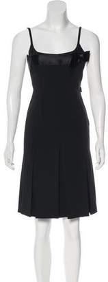 Paul Smith Pleated Mini Dress