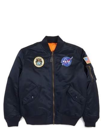 MA-1 Nasa Flight Jacket