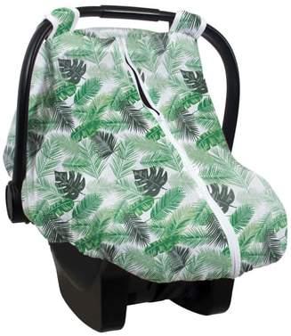 Bebe Au Lait Muslin Car Seat Cover