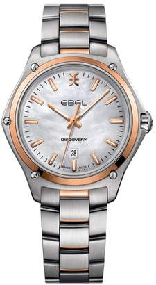 Ebel Discovery Bracelet Watch, 33mm