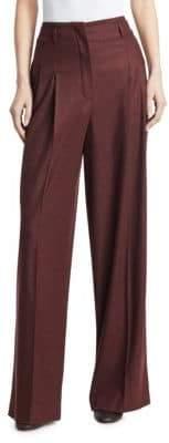 Loro Piana Killian Flannel Cashmere Pants