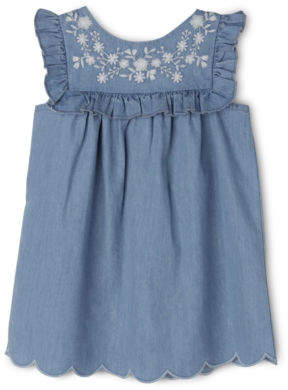 Sprout NEW Chambray Dress Denim
