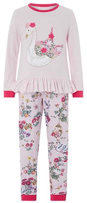Monsoon Avery Jersey Pyjama Set