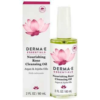 Derma E Nourishing Rose Cleansing Oil 60 mL